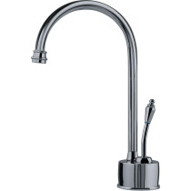 Franke DW6100 Farm House Deck Mounted Little Butler Cold Kitchen Faucet in Polished Chrome