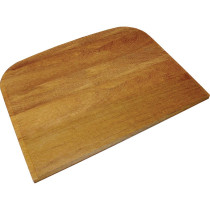 Franke GD-40S Iroko 14 Inch Kitchen Cutting Board for Grande Series Sink