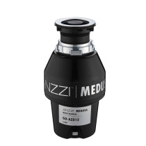 ANZZI GD-AZ012 Black MEDUSA Series 1/2 HP Continuous Feed Garbage Disposal