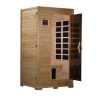 Golden Designs GDI-6109-01 Infrared Indoor Sauna Room For Two