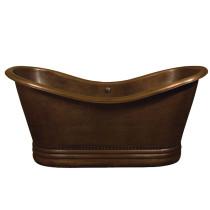 Copper Bathtub COTDSN66P-AC