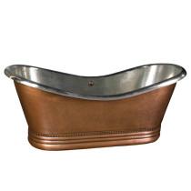 Copper Bathtub COTDSN66P-CN