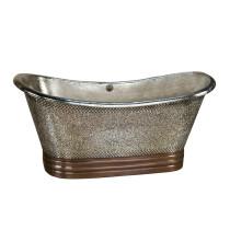Copper Bathtub COTDSN71B-MN