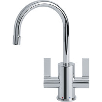 Franke LB10200 Ambient Kitchen Series Little Butler Point-of-Use Faucet for Hot and Cold Water in Chrome