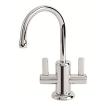 Franke LB11200 Logik Kitchen Series Little Butler Point-of-Use Faucet for Hot and Cold Water in Chrome