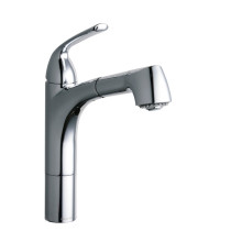 Elkay LKGT1041CR Gourmet Pull Out Kitchen Faucet In Polished Chrome