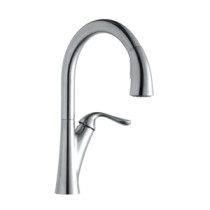 Elkay LKHA4031CR Harmony Pull-Down Kitchen Faucet In Polished Chrome