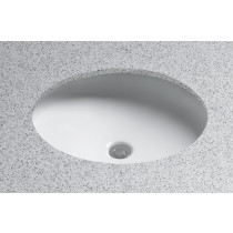 TOTO LT181#01 Curva™ Undercounter Lavatory Sink In Cotton