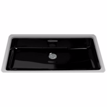 TOTO LT191#51 Ebony Undercounter Rectangular Lavatory Sink