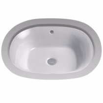 TOTO LT483G#11 Colonial White Maris™ Oval Vitreous China Bathroom Sink