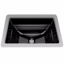 TOTO LT533#51 Ebony Promenade® Undercounter Ceramic Bathroom Sink