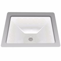 TOTO LT624 Waza® Sultana™ Undercounter Rectangular Lavatory Sink