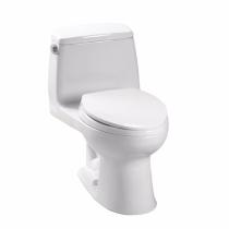TOTO MS854114S UltraMax Floor Mounted 1.6 GPF One Piece Bathroom Toilet