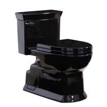 TOTO MS964214CEF#51 Eco Soirée Floor Mount Elongated Bowl Toilet In Ebony