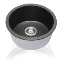 Lenova NG-06 Composite Single Bowl Undermount Prep Sink Novagranite