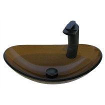 Novatto NSFC-324T057ORB BABBUCCIA Bathroom Sink Set - Oil Rubbed Bronze