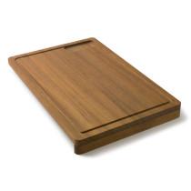 Franke OA-40S Oceania Solid Wood Rectangular Kitchen Cutting Board