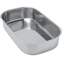 Franke OA-60S OAX/AXX Oceania Kitchen Sink Colander in Polished Stainless Steel