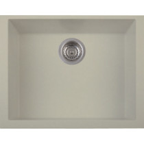 Latoscana ON6010ST MicroUltra Granite Undermount Kitchen Sink In Sand Color