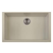 Latoscana ON7610ST - 55UG Single Bowl Undermount Granite Kitchen Sink