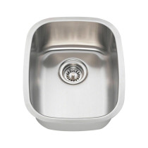 Rectangle Stainless Steel Bar Sink