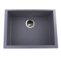 Nantucket PR2418-TI Single Bowl Undermount Granite Composite Titanium Sink
