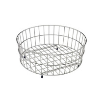 Franke RBN-50C Rotondo Coated Kitchen Drain Basket in Stainless Steel