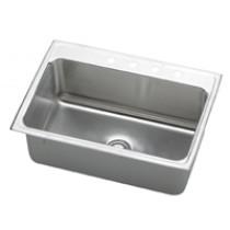 Elkay DLR312212 Single Basin Stainless Steel  Sink