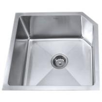 Kraus KHU-121-23 Square Undermount Kitchen Sink