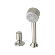 LaToscana USPW447 Diverter with Hand Held Shower. Shown in Brushed Nickel Finish.