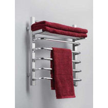 Virtu USA VTW-118A-PC Kozë Collection Towel Warmer in Polished Chrome
