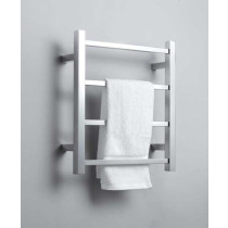Virtu USA VTW-120A-BN Kozë Collection Towel Warmer in Brushed Nickel