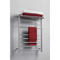 Virtu USA VTW-122A-PC Kozë Collection Towel Warmer in Polished Chrome