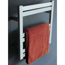 Virtu USA VTW-126A-BN Kozë Collection Towel Warmer in Brushed Nickel