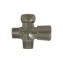 Whitehaus WH161A1-C Polished Chrome Showerhaus Solid Brass Shower Diverter