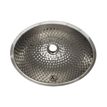 WH608ABM Stainless Steel Undermount Lavatory Sink