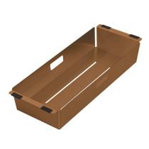 Whitehaus WHNPLCOL-CO Noah Plus Stainless Steel Sink Colander