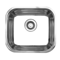 Whitehaus WHNU1614 Undermount Ktchen Sink