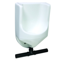 Waterless WL2003B Kalahari Urinal With Bottom drain