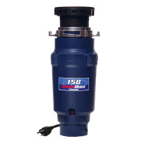 Waste Maid WM-158 Standard 1/2 HP Continuous Feed Garbage Disposer