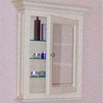 Empire WMCR Windsor Wooden Recessed Medicine Cabinets