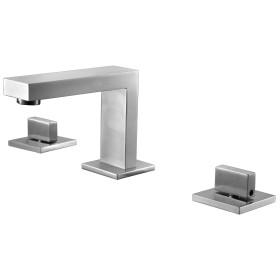 ALFI brand AB1322 Modern Widespread Bathroom Faucet