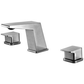 ALFI brand AB1471 Modern Widespread Bathroom Faucet