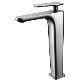 ALFI brand AB1778 Tall Single Hole Modern Bathroom Faucet