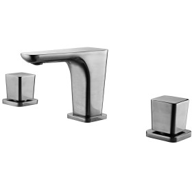 ALFI brand AB1782 Widespread Modern Bathroom Faucet