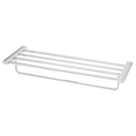 "ALFI brand AB9539 24"" Towel Bar & Shelf Bathroom Accessory"