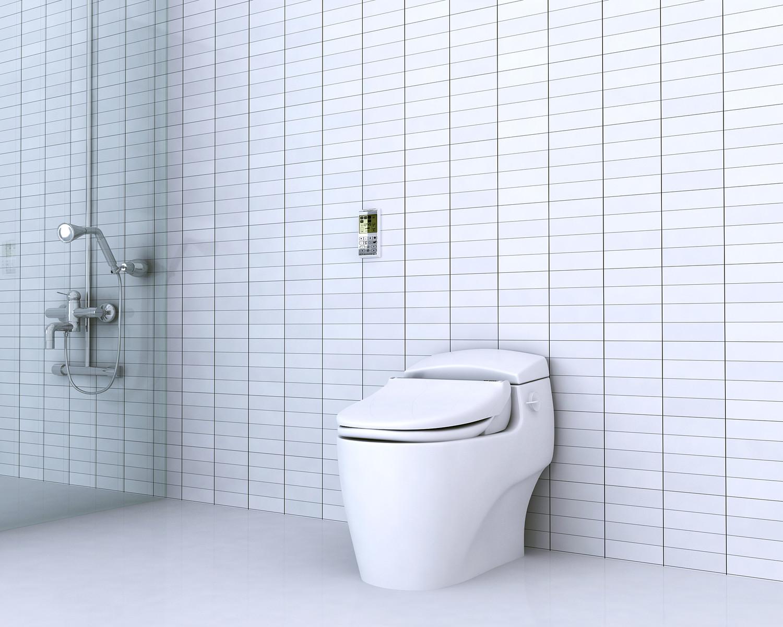 Bio Bidet Bb 2000 Bliss Elongated Bidet Toilet Seat W