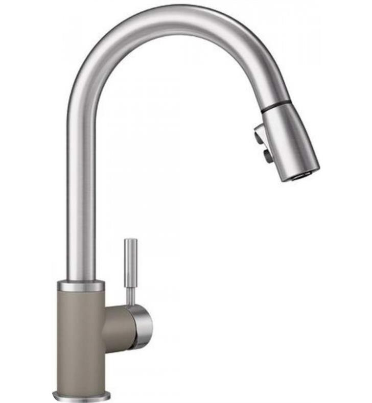 Blanco 44205 Sonoma Single Handle Kitchen Faucet With Pull