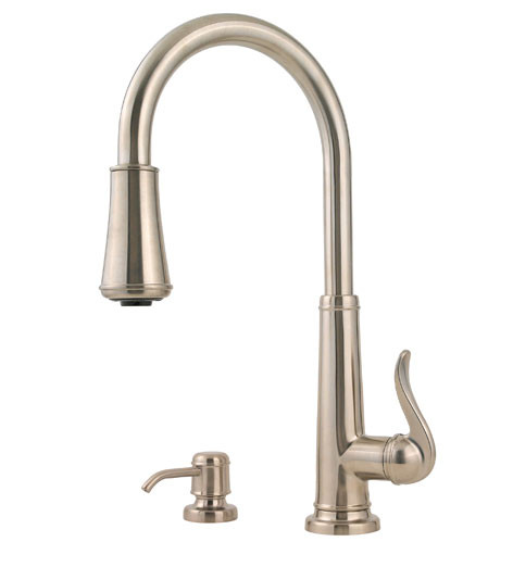 Price Pfister Gt529 Yp Pull Out Kitchen Faucet