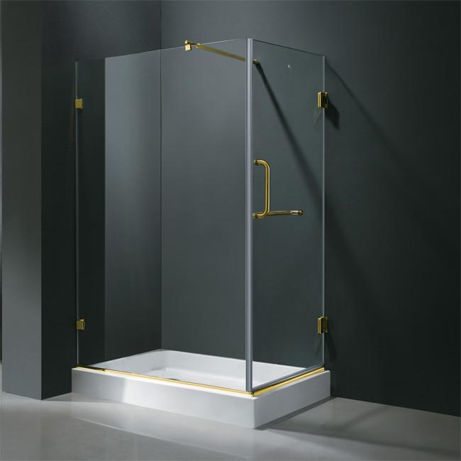 Vigo Vg6012 36 36 X 48 Quot Frameless 3 8 Quot Glass Bathroom